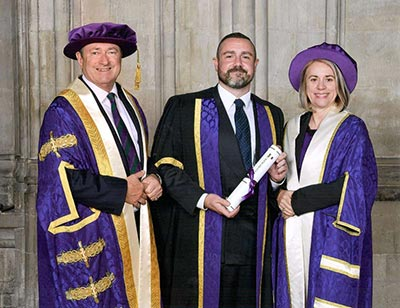 kevin-spurgeon-receiving-honorary-doctorate